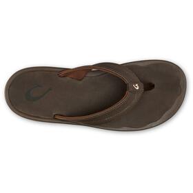OluKai Nui Sandals Men clay/clay